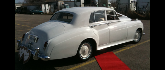 Bentley Limo Service in Toronto