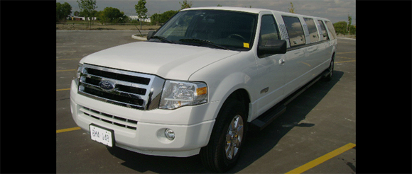 Ford Expendition Limo 1