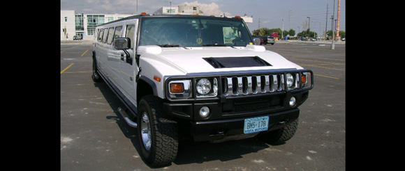 Hummer Limousines 2